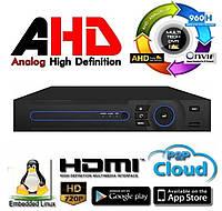 4-канальный видеорегистратор PSV AHD DVR X-04LS