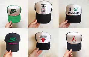 Головные уборы: кепки, панамки, шапки