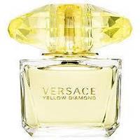Женская Туалетная Вода Versace Bright Crystal Yellow Diamond тестер