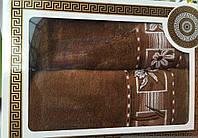Набор бамбуковых турецких полотенец