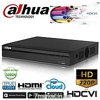 4-х канальный penta-brid видеорегистратор DAHUA DH-XVR4104HS