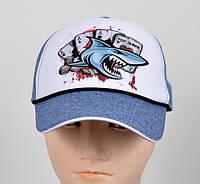 Молодежная мужская  кепка-тракер