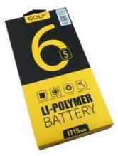 Аккумулятор для iPhone 6s 1715mAh Golf