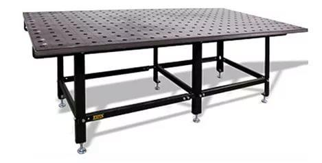Сварочный стол Tempus SST 80/35L  (Азотированный) размером 2980x1480мм - Сварочные технологии в Харькове