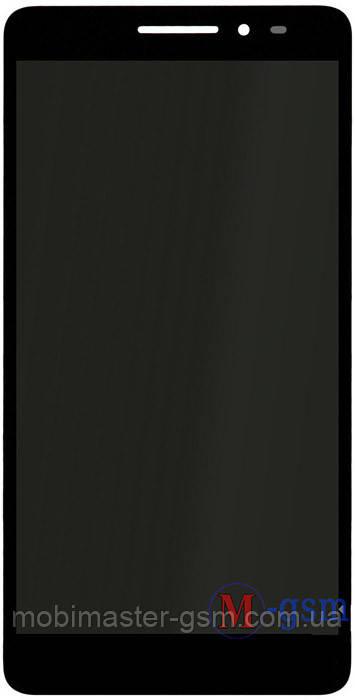 Дисплейный модуль Lenovo Phab Plus PB1-770M черный