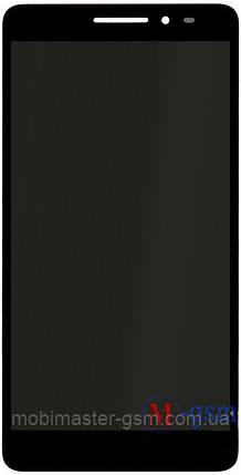 Дисплейный модуль Lenovo Phab Plus PB1-770M черный, фото 2