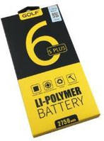Аккумулятор для iPhone 6 Plus 2750mAh Golf