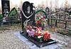 Памятники из гранита Жтомир (Образцы №272)