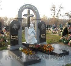 Одинарні пам'ятники Житомир (Зразки №275)