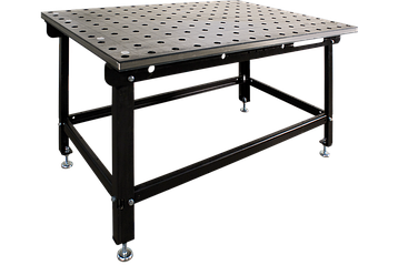 Сварочный стол SST80/35S  размер 1400x900мм из стали ST52