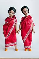 Кукла из серии народов мира- индианка