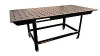 Сварочный стол Tempus SST 80/35M  (Азотированный)  размер 2480x1230мм