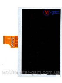Lcd Acer Iconia Tab B1-A71/ a100/ B1-A710/ B1-A711/ Lenovo LePad A1-07