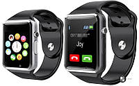 Умные смарт часы Smart Watch A1 2 цвета Оригинал