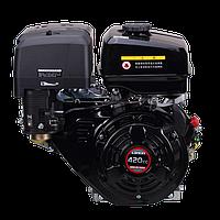 Бензиновый двигатель Loncin G420F