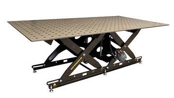 Подъемные сварочно-сборочные столы