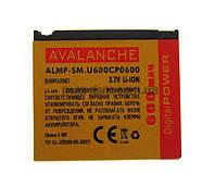 Аккумулятор Avalanche P Samsung U600/X820 (720mAh)