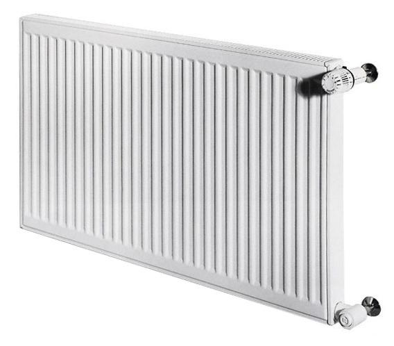 Стальные радиаторы KERMI FKO 11 тип 500х500 THERM X2 боковое подключение