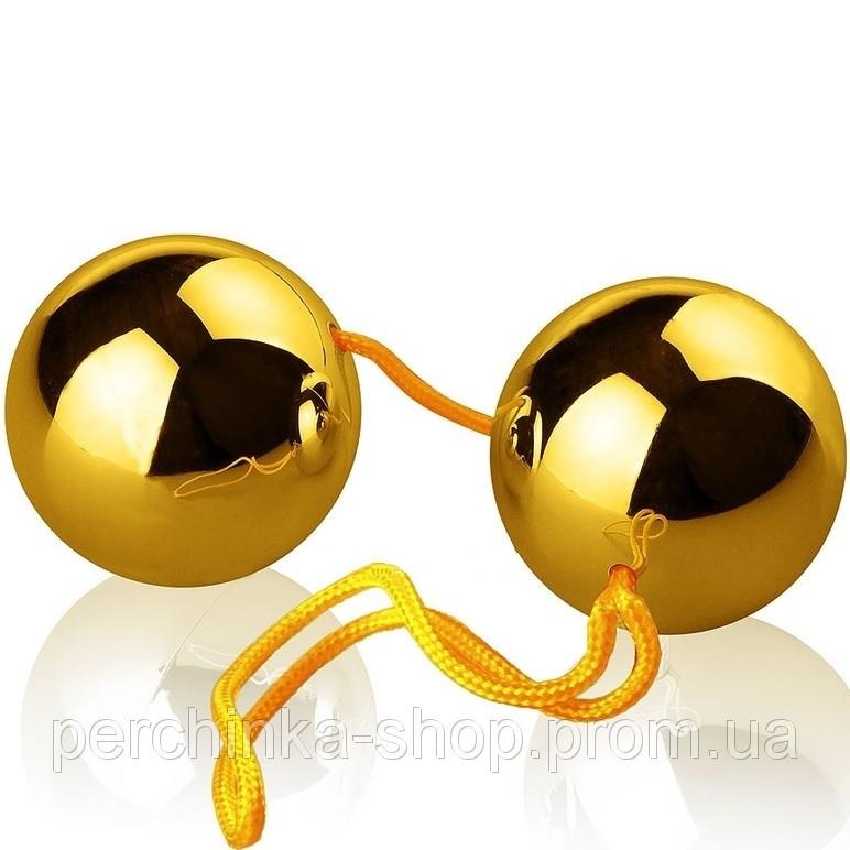 Вагинальные металлические шарики со смещённым центорм тяжести