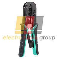 Стрипер для витої пари Pro'sKit 8PK-СТ001,  з лезом для розшивки кабеля на крос 110