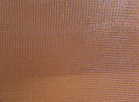 Полиуретан 200*400, т.6 мм.,рифл., коричн.(прозрачный)
