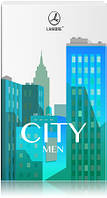 City men - свежий аромат для мужчин от Ламбре - 50мл.