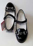 Туфли Lilin А 102 черный р.32-37
