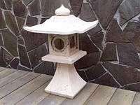 Садовый фонарь в японском стиле Юкими-Торо