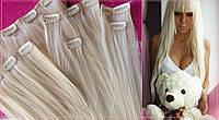 Наборы Волос на заколках Матовые-термоустойчивые! Реальные фото! №613 В НАЛИЧИИ