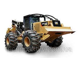 Колесный трелевочный трактор 545D - запчасти