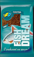 """Прикормка Fish Dream """"Плотва"""" 1 кг"""