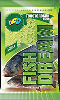 "Прикормка Fish Dream ""Толстолобик - Амур"" 1 кг"