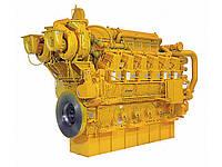 Дизельный промышленный двигатель 3612 LRC — для стран с низкими экологическими требованиями и регионов, на которые не распространяется действие