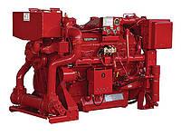 Двигатель для пожарного насоса 3412