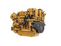 Коммерческий тяговый двигатель C18 ACERT Tier 3
