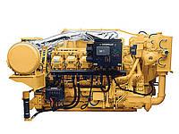 Коммерческие тяговые двигатели 3512C IMO II