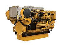 Коммерческие тяговые двигатели 3512C Tier 3