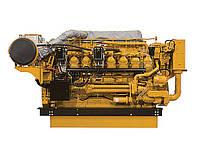 Коммерческие тяговые двигатели 3516C IMO II Commercial
