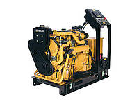 C4.4 Genset, судовые генераторные установки