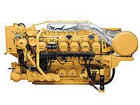 3512C, генераторная установка