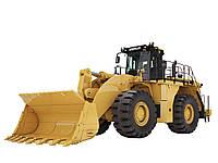 Скальный ковш 7 м³ (9,2 ярда³) (погрузчик) для железной руды