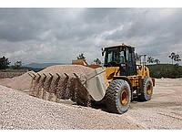 Ковш 2,3 м³ (3 ярда³)  для погрузки и разгрузки материалов