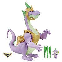 Дракон Спайк 33 см со светом и звуком Май литл пони My Little Pony Spike the Dragon Оригинал из США