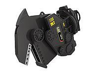 Мультипроцессор MP30 Tank Shear, оснащенный ножницами для резки металлических емкостей