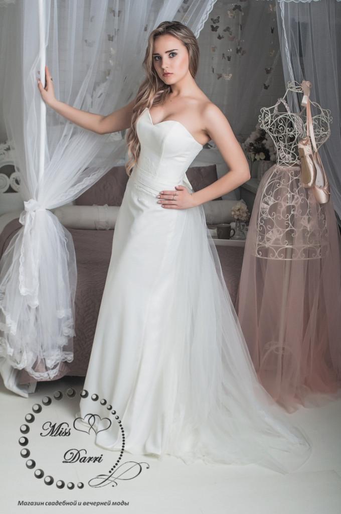 d96b3be199b Платье свадебное айвори не пышное  продажа