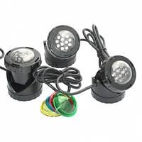 Светильник для пруда AquaNova NPL1-LED3 (Подводная подсветка для фонтана, водопада, ручья)