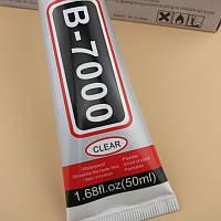 Клей жидкий скотч для сенсоров экранов тач скринов B7000 50 мл