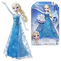 Холодное сердце Кукла Ельза, поёт, платье светится Disney Frozen Musical Lights Elsa