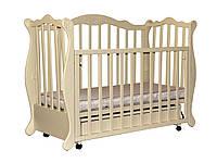 Детская кроватка ЦВЕТОЧЕК