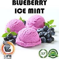 Ароматизатор Xi'an Taima BLUEBERRY ICE MINT (Ледяная черника с мятой)